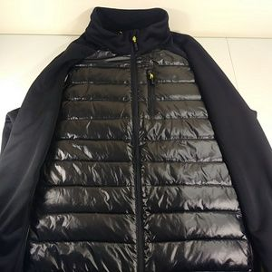 Champion C9 Men's Down Insulated Black Puffer